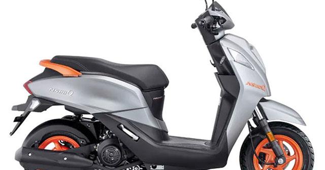 Ra mắt Honda NS110Q 2022: Xe ga cỡ nhỏ, trang bị khiêm tốn