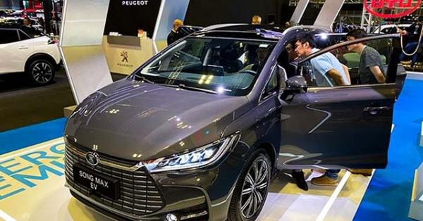 Xe MPV Trung Quốc xuất hiện tại Việt Nam, cạnh tranh xe Nhật Bản
