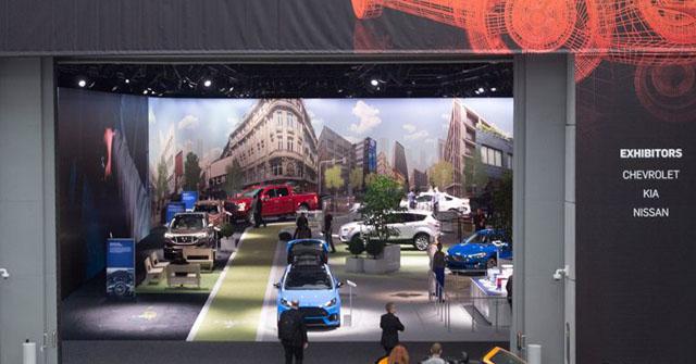 Triển lãm New York Auto Show 2020 chính thức bị hủy vì Covid-19