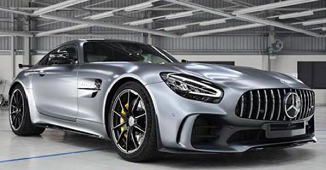 Xe Mercedes-AMG GT-R Cường Đô la chi gần 12 tỷ đồng rước về có gì đặc biệt?