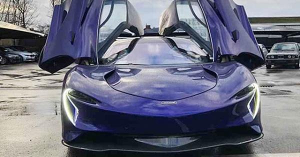 Siêu phẩm McLaren Speedtail đầu tiên được giao đến khách hàng