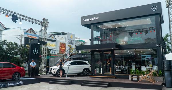 Khám phá showroom Mercedes-Benz di động lạ lẫm đầu tiên tại Việt Nam: Có thể đi muôn nơi, tiếp cùng lúc 20 khách hàng