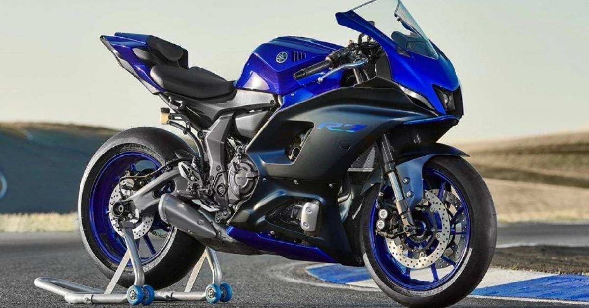 Yamaha R7 2021 sắp về Việt Nam, giá từ 250 triệu