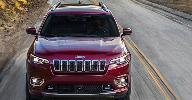 JEEP sẽ đưa dòng xe Cherokee về thị trường Việt và có mức giá tầm 2 tỷ đồng