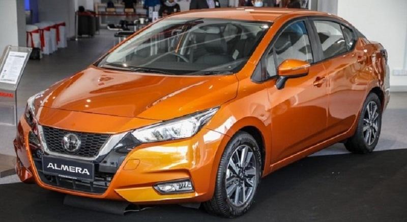 Nissan Sunny 2021 lỡ hẹn thị trường Việt Nam