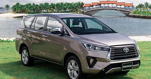 Giá lăn bánh Toyota Innova mới nhất, từ 750 triệu đồng