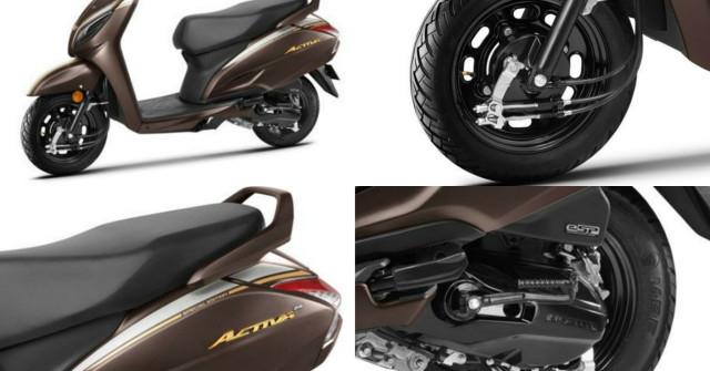 Xe ga Honda Activa 6G ra bản kỷ niệm, giá từ 21 triệu đồng