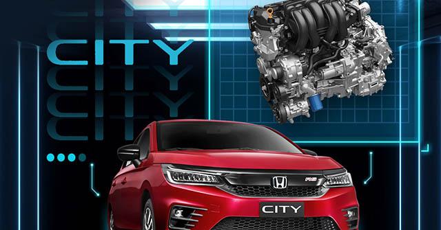 Honda City 2020 sắp ra mắt thị trường Việt Nam được hé lộ nội thất và động cơ