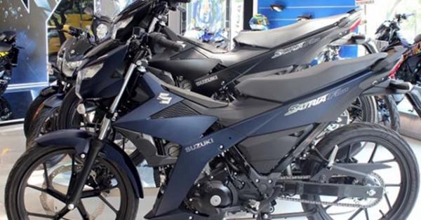Suzuki tung Satria F150 nhập khẩu chính hãng: Lối đi nào cho Yamaha Exciter?
