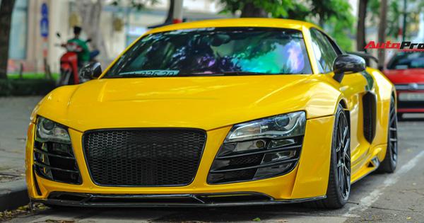 Audi R8 độ độc nhất Việt Nam