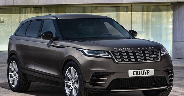 Range Rover Velar bản nâng cấp sắp về Việt Nam, giá hơn 4 tỷ đồng