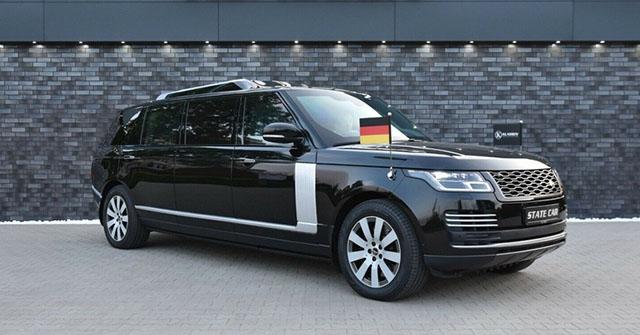 Range Rover SVAutobiography bản độ Limo bọc thép chống đạn giá hơn 30 tỷ đồng