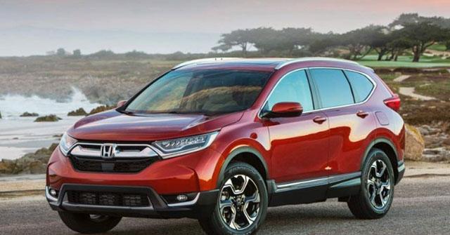 Honda CR-V thế hệ mới được hé lộ sự thay đổi về động cơ