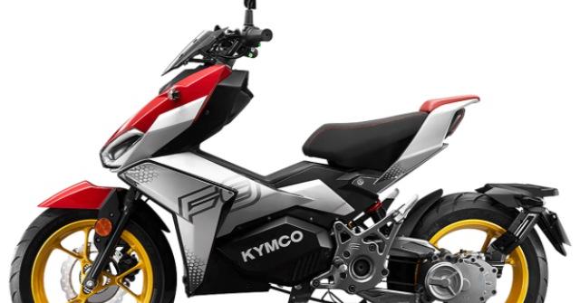 Kymco tung loạt xe ga mới, có thiết kế độc đáo và hoành tráng
