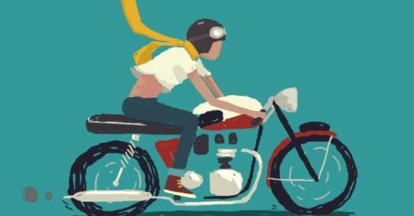 Chỉ mặt nguyên nhân bánh xe máy bị rung lắc, đi rất khó chịu