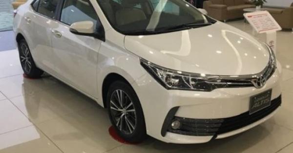 Giá xe Toyota Altis 2020 lăn bánh tháng 3 mới nhất