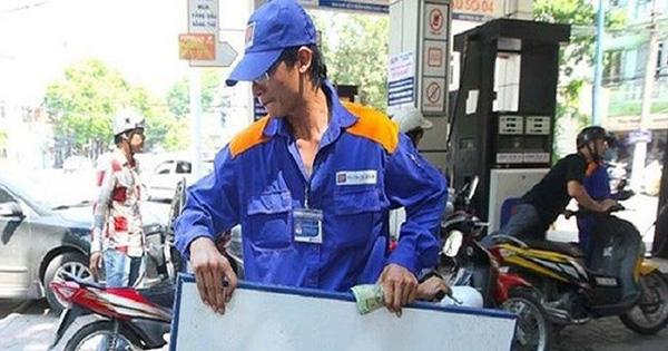 [Nóng] Từ 15h chiều nay, giá xăng dầu giảm mạnh chưa từng có