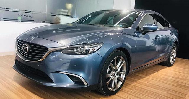 """Mazda6 bản cao cấp nhất """"xả kho"""" giảm giá tới 426 triệu đồng"""